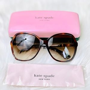 Kate Spade | Oversized Butterfly Sunglasses